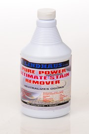 Pure Power Stain Remover