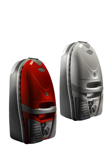 Aria Red - Elite Multifunction Vacuum Cleaners